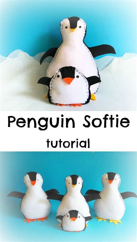meet palmer penguin a doll sized softie or christmas 281 best free softie patterns images on pinterest free