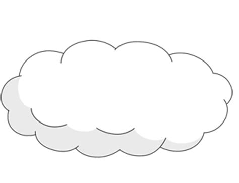 drawings of clouds simple cloud png cliparts co