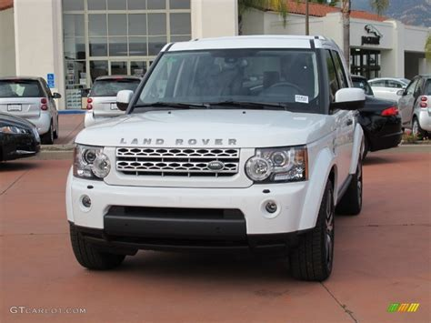 white land rover lr4 2012 fuji white land rover lr4 hse lux 60378734 photo 2