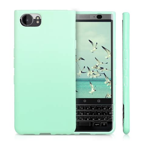 Silicon Blackberry tpu silicone cover for blackberry keyone soft silicon