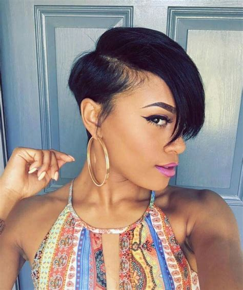 pixie cut of blackwomen on instagram 510 best images about the cut life xoxo on pinterest