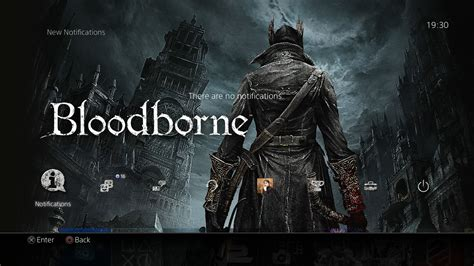 ps4 themes nba check out bloodborne s new ps4 theme and 28 nba dynamic