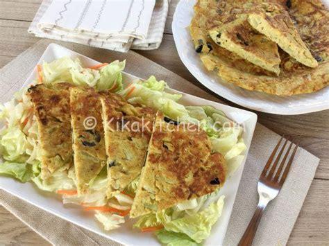 cucinare il cavolfiore in padella frittata di cavolfiore in padella o al forno kikakitchen