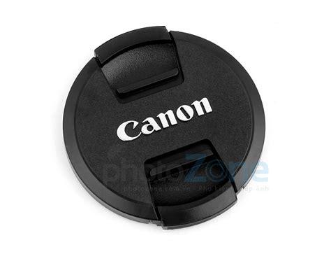 Cap Canon n蘯ッp cap lens tr豌盻嫩 for canon last version photozone