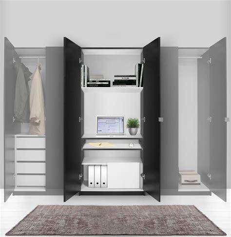 Home Office Closet Organizer by Alta Home Office Closet Superior Organization Contempo