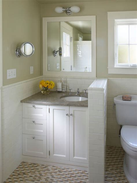 Houzz Small Bathroom Ideas small cottage bathroom houzz