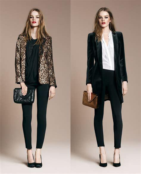 Zara Look by Zara Evening Collection November 2010 Lookbook