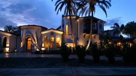 Orlando Landscape Lighting Custom Images Inc