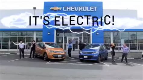car ads 2017 low budget chevy bolt ev dealer ad normalizes electric cars