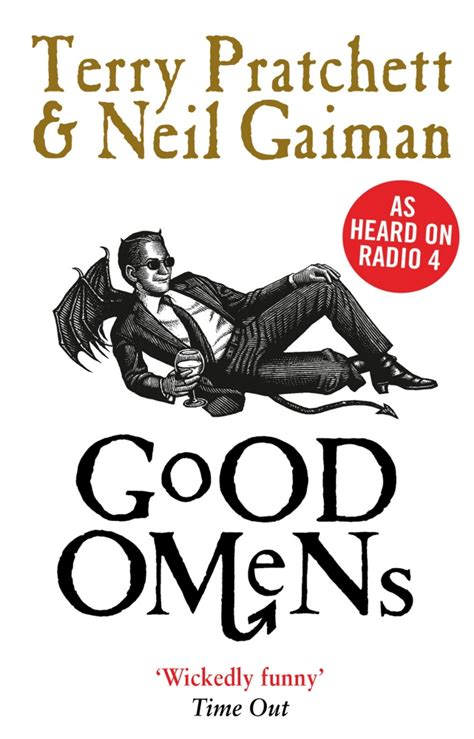 good omens good omens by neil gaiman