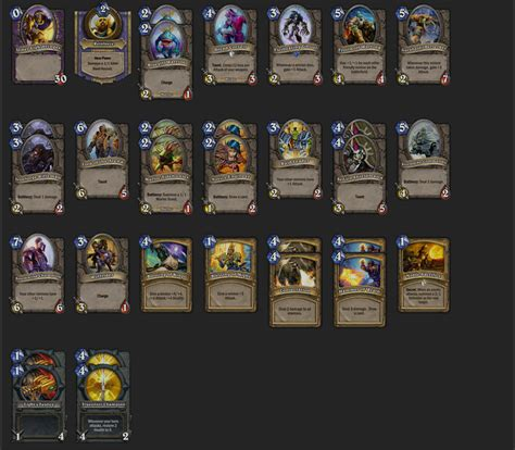 paladin hearthstone deck kft   28 images   hearthstone