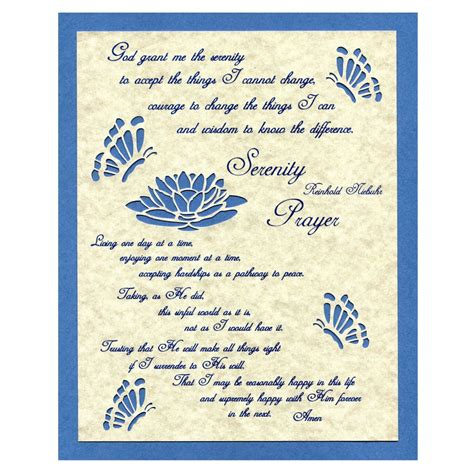 printable version serenity prayer new celebrate recovery in spanish celebrate