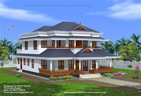 kerala home design blogspot 2011 archive green homes october 2012