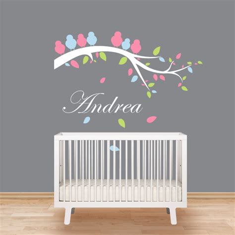 Nursery Custom Wall Decal Cutzz Custom Wall Decals For Nursery
