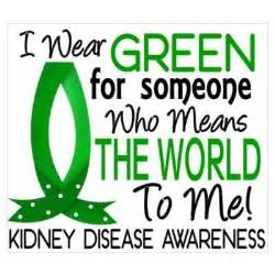 kidney awareness color kidney disease quotes like success