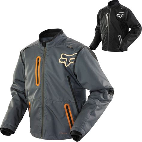 fox motocross apparel fox racing legion mens motocross jacket 2016 fox racing
