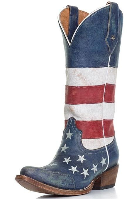 flag boots womens cowboy boots american flag and cowboys on