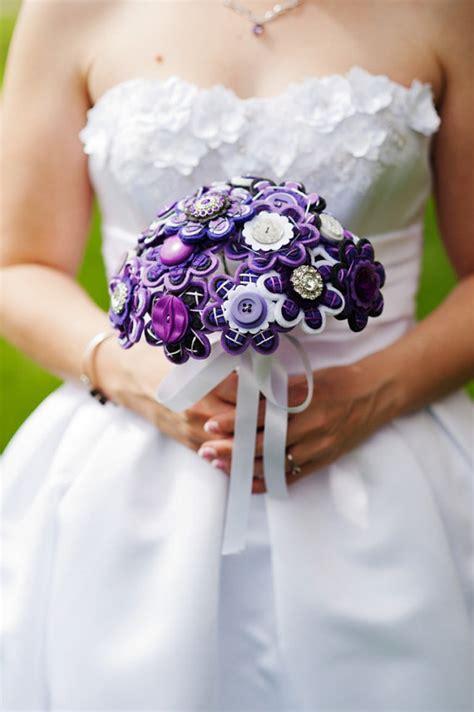 wedding bouquet non floral memorable wedding non floral wedding bouquet ideas for