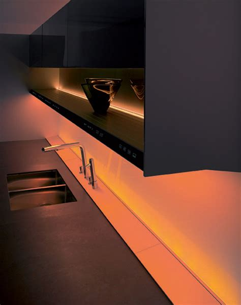 Kitchen Mood Lighting Siematic S1 Kitchen The Future Of The Kitchen Design