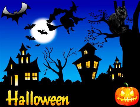 imagenes de halloween infantiles fondos de pantalla animados de halloween infantil imagui