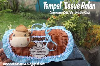 Tissue Anjing Kucing Doggyman Tissue 30 Sheet bebe gift and souvenir