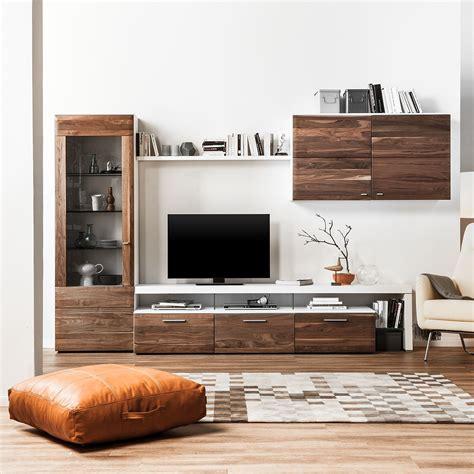 wohnzimmermöbel weiß grau laminat grau