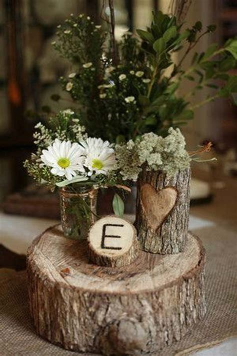 beautiful decorative vases   tree stump
