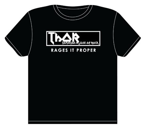 T Shirt Kaos Thor Rage thor rages it proper t shirts available now 171 tomato s