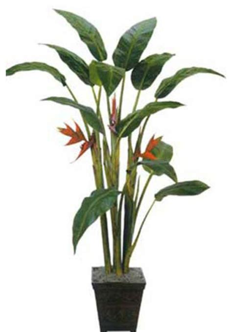 Floral Interiors Artificial Flowers And Trees by 7 Heliconia Tree Artificial Flowers