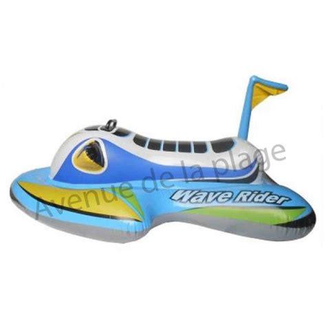 waterscooter les jet ski gonflable pour enfant jouet de plage pas cher