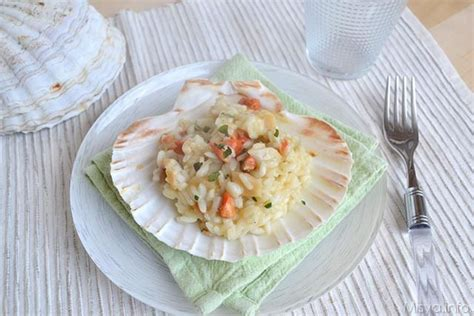 come cucinare le capesante surgelate 187 risotto con capesante ricetta risotto con capesante di