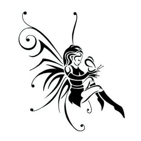tribal fairy tattoo designs tribal designs www pixshark images galleries
