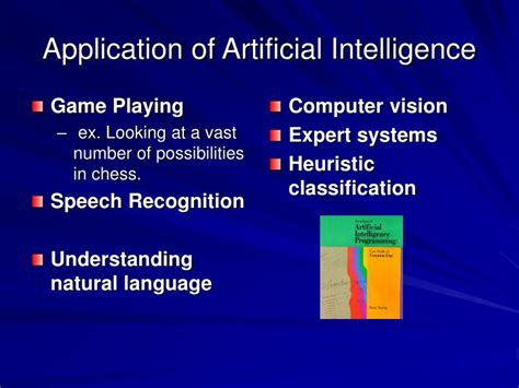 pattern recognition in ai ppt ppt artificial intelligence today powerpoint