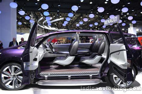 interior   renault initiale paris concept