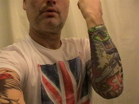 fake tattoos sleeves sleeve review demonstration