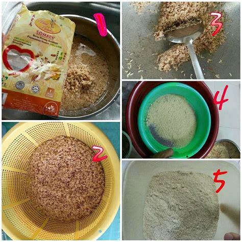Untuk Bayi cara sediakan makanan bayi berkhasiat untuk ibu yang