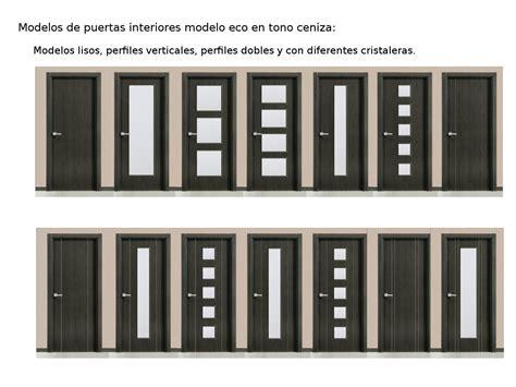 modelos de puertas de interior novedades en modelos de puertas de interior i carpintero