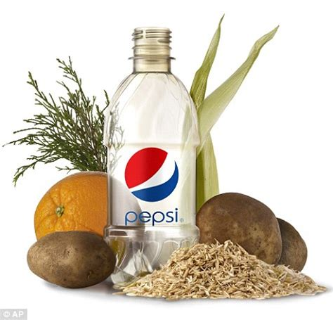 Pepsi Unveils 100 Eco Friendly Bottles by Refreshing The Environment Pepsi Produces New Bottle Made