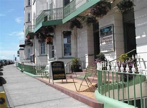 Tenby Seaside Hotel Clarence House Wales House Tenby