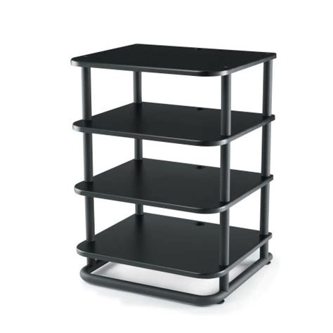 Stereo Shelf Furniture by 4 Shelf Audio Rack For Sale Buy Home Entertainment