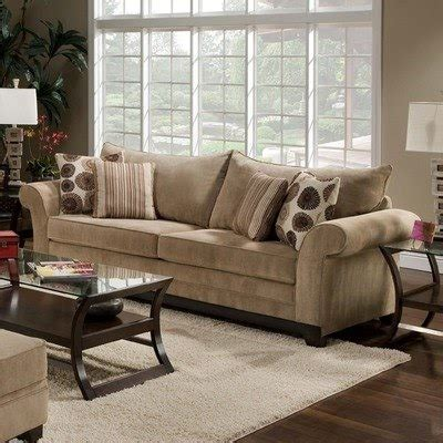 griffin sectional with sleeper simmons sleeper sofa timothy microfiber queen sleeper