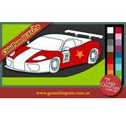 Dibujos De Carrera Carros  LZK Gallery