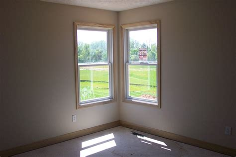 trim a window interior interior trim carpentry works