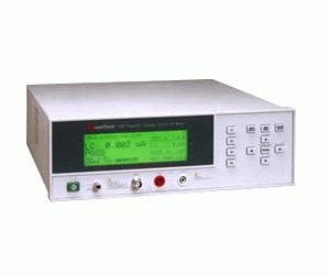 quadtech 1855 capacitor leakage current ir meter used wavetek 1855 by naptech test equipment inc used line