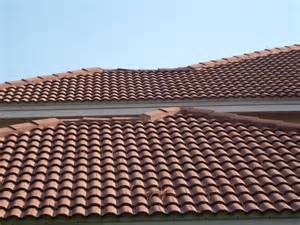 Barrel Roof Tile Ta Roof Cleaning Barrel And Concrete Tile Roof