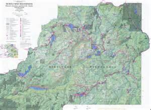 mokelumne wilderness california national wilderness areas