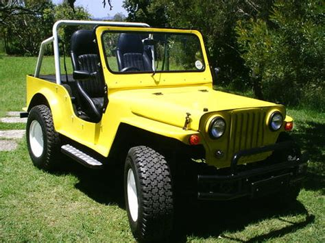 Jeep Cj2 Other Jade Cj2 Jeep A Buggy With No Equal Was Listed