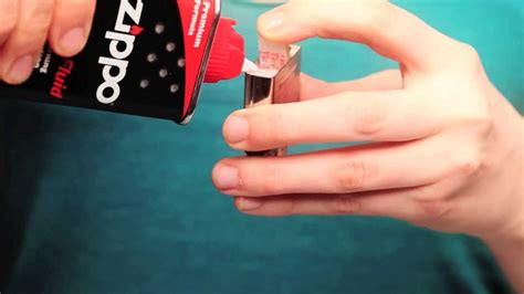 how to light a zippo how to refill a zippo lighter youtube