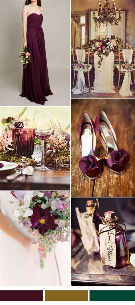 25 wedding color combination ideas 2016 2017 and
