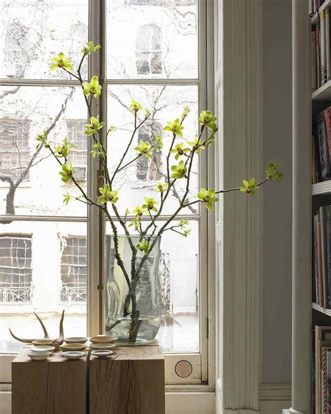 green flower arrangements martha stewart